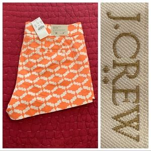 J. Crew NWT Stretch Chino City Fit 10